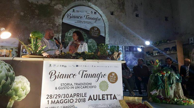 Ad Auletta dal 27/4 al 1/5 decima edizione di Bianco Tanagro. Presente anche la Pro Loco San Mango con stand.