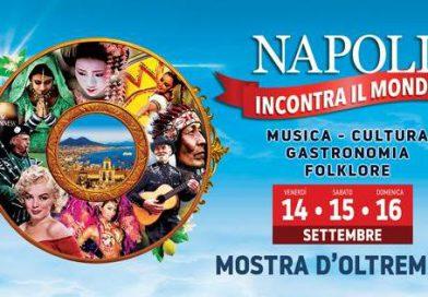 Viaggi: NAPOLI FESTIVAL DELL'ORIENTE Domenica 16 Settembre 2018