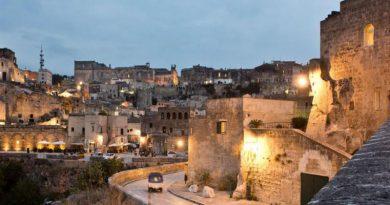 Viaggi: Presepe Vivente tra i Sassi di Matera  domenica 23 dicembre 2018