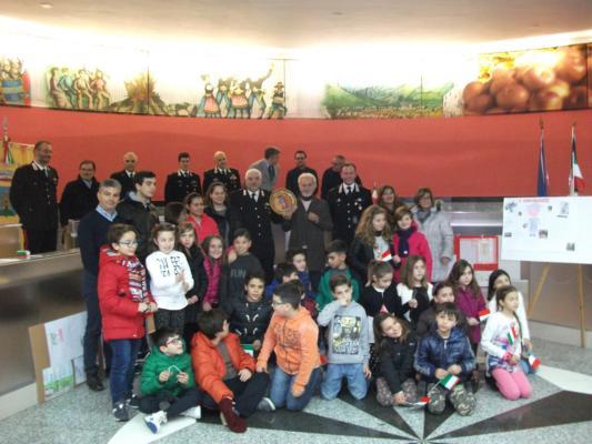 """Scelti i Carabinieri da premiare alla XVI Edizione Premio """"Brig. CC Espedito La Rocca""""."""