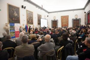 """Nella sala della Protomoteca in Campidoglio a Roma, si è svolta la cerimonia di premiazione della sesta edizione del  concorso letterario nazionale """"Salva la tua lingua locale"""";"""