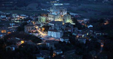 Sabato 16 novembre: Castello di Limatola