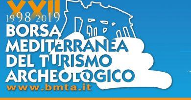 Paestum 14-17 novembre: Borsa Mediterranea del Turismo Archeologico