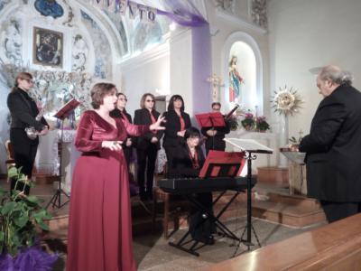 Concerto di Natale dell'Ensemble Salerno Classica nella Chiesa di S.Maria