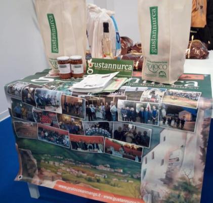 La Pro Loco a Matera a promuovere il territorio col brand gustannurca.