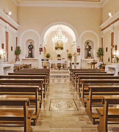Riti sanmanghesi di devozione religiosa e tradizioni civili per Sant'Antonio.