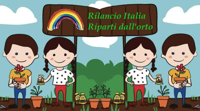 Ripartiamo con la IV edizione del Premio Orti Familiari.
